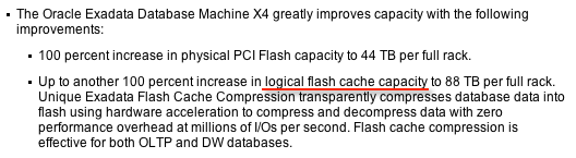 oracle-x4-database-machine-press-release-flash-claims