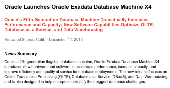 oracle-x4-database-machine-press-release