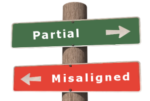 partial-or-misaligned