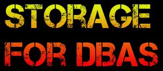 StorageForDBAs