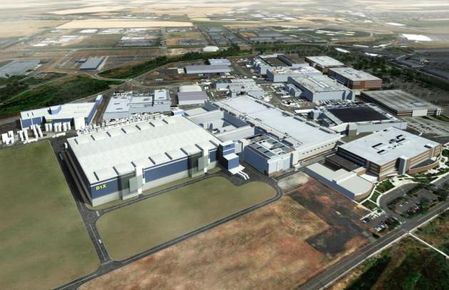 Semiconductor Fabrication Plant (picture courtesy of SemiWiki.com)