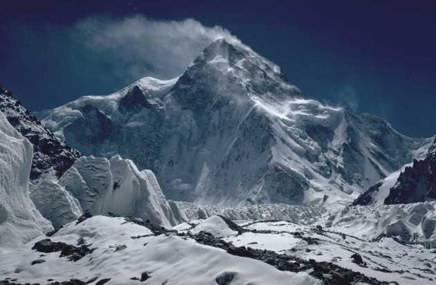 K2-mountain