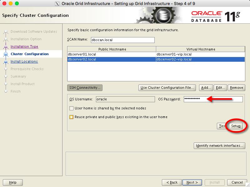 Oracle Grid Infrastructure 11 2 0 4 Installation Screenshots