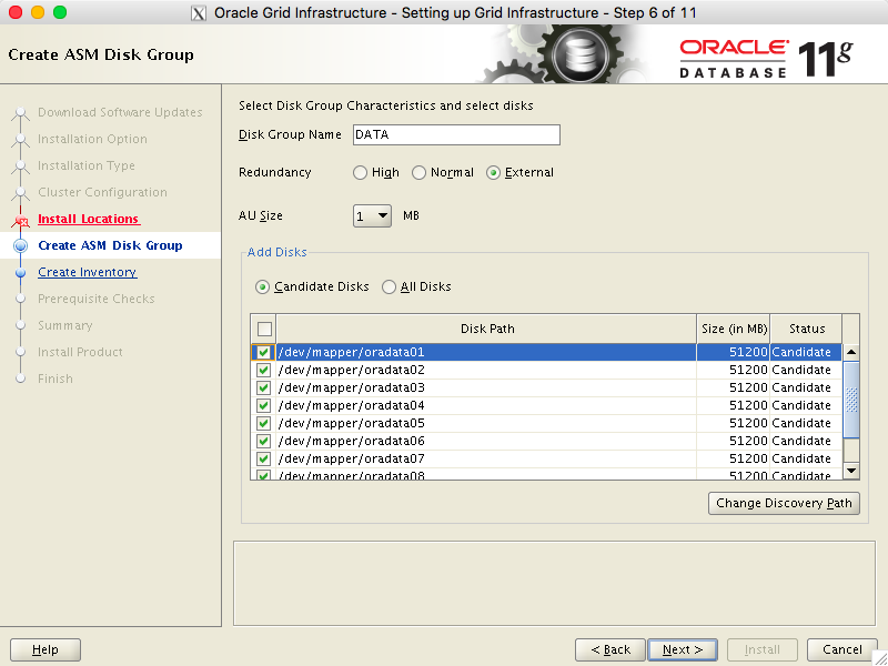 Oracle Linux 6 7 with Oracle 11 2 0 4 RAC | flashdba