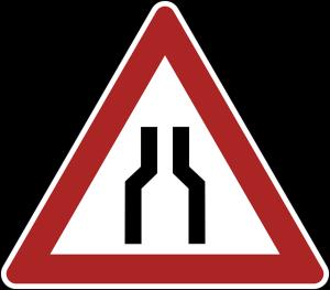 bottleneck-sign